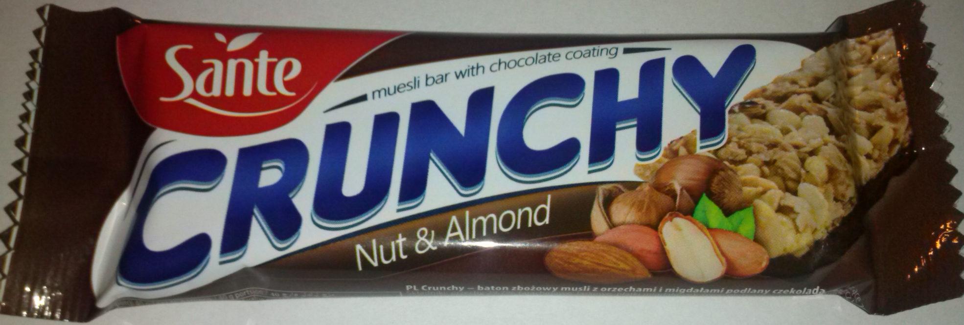 Sante Crunchy Nut & Almond - Produkt