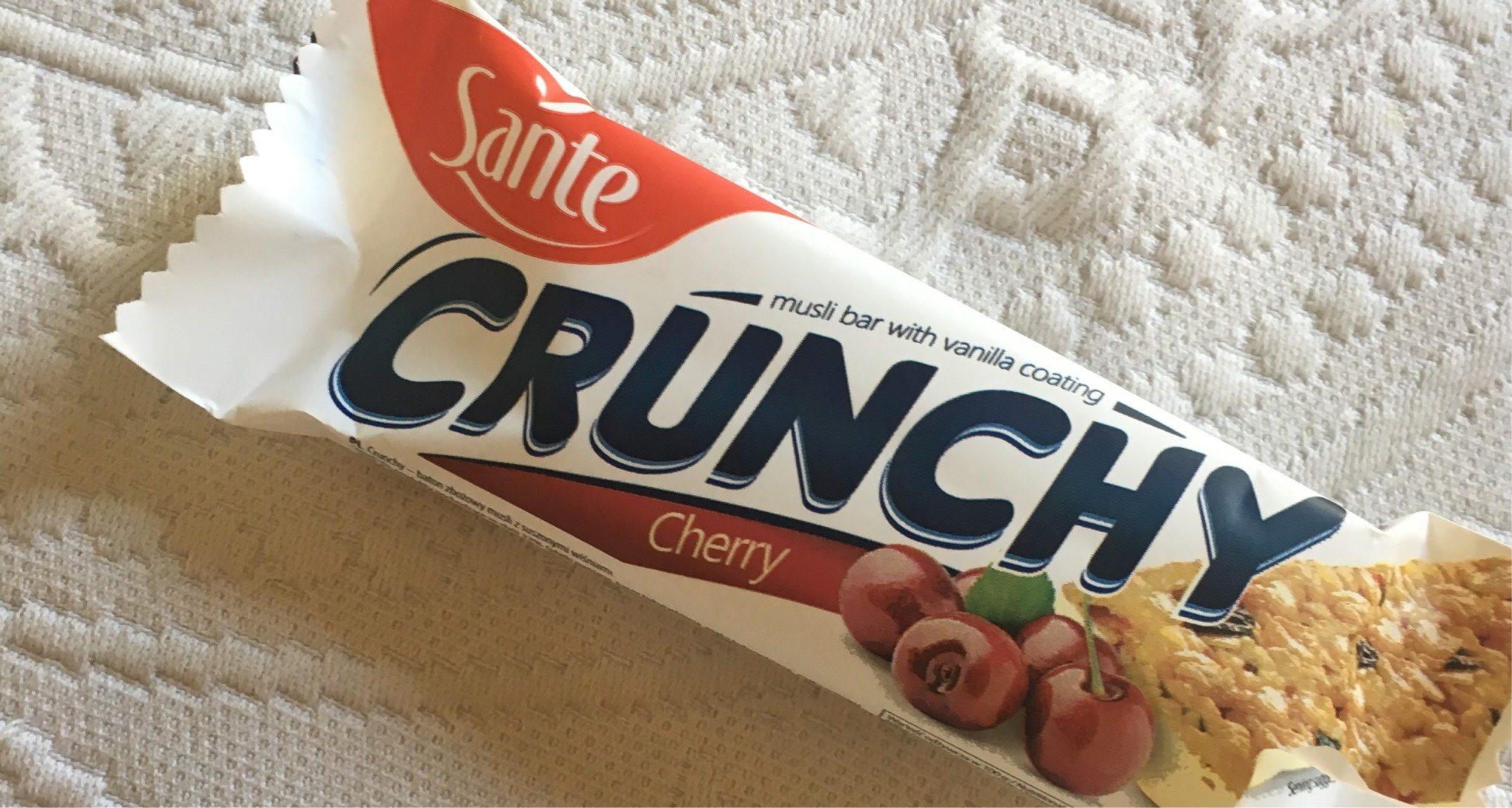 Crunchy cherry - Product