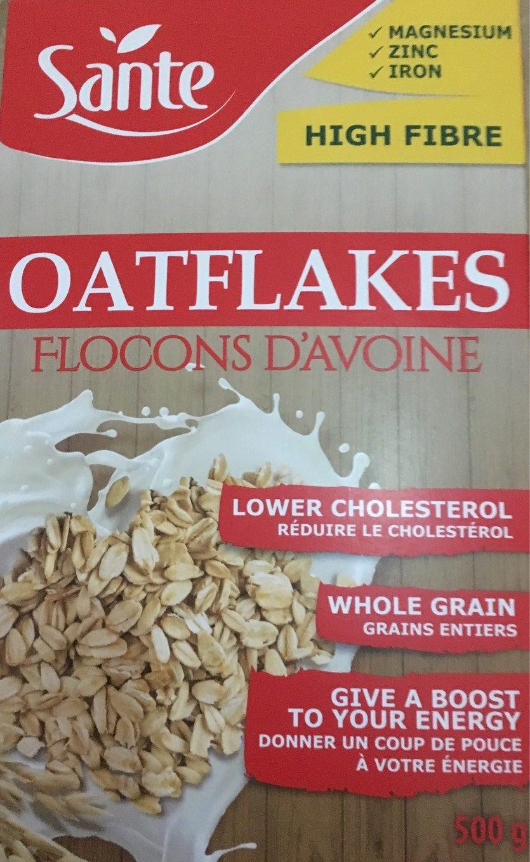 Oatflakes - Product