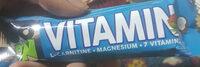 GO ON Vitamin coconut bar - Produit - en