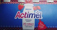 Mleko fermentowane z L. casei Danone oraz witaminami B6 i D. - Produkt - pl