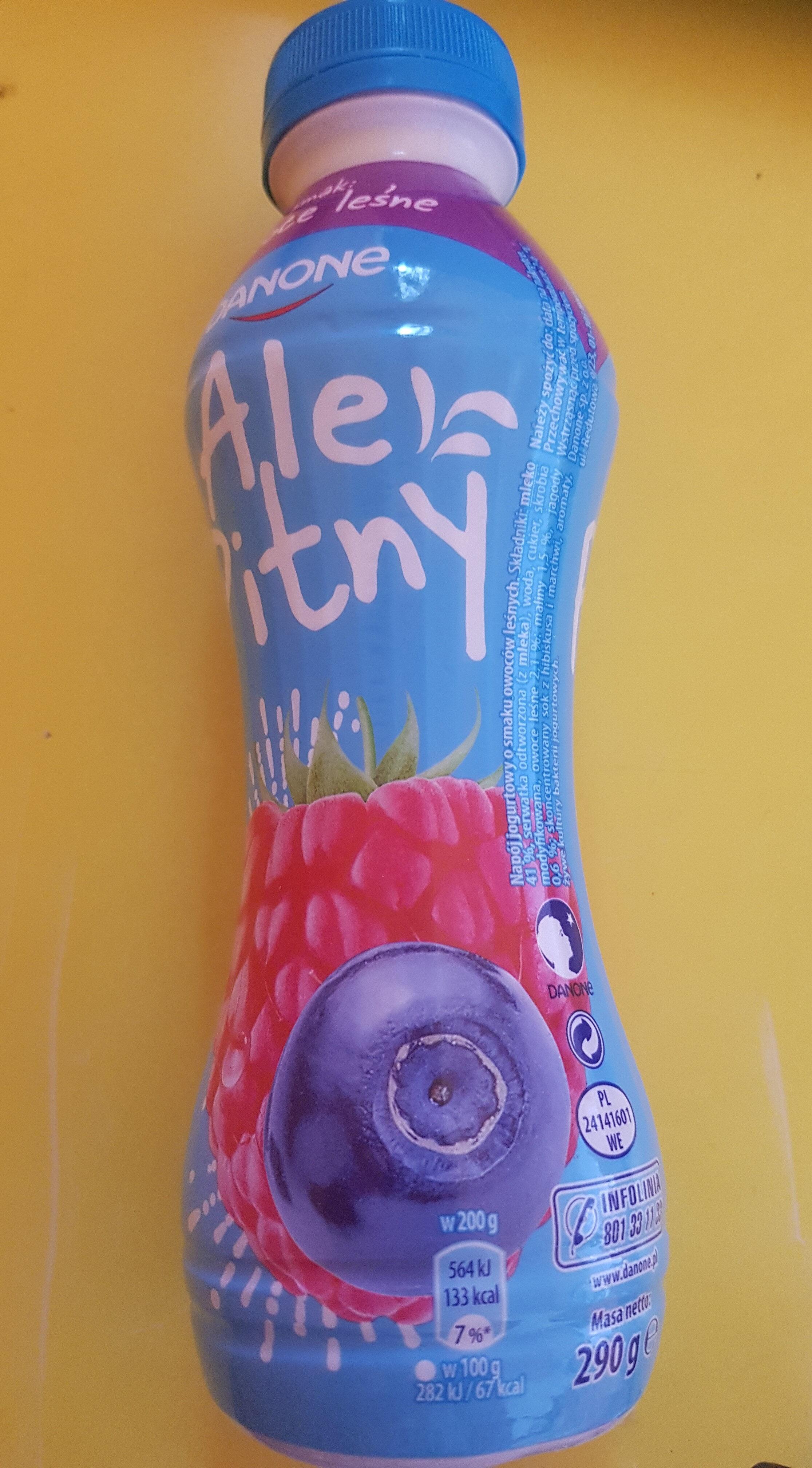 Jogurt Ale Pitny owoce leśne - Produkt - pl