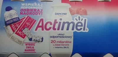 Actimel o smaku malinowym - Produkt - pl
