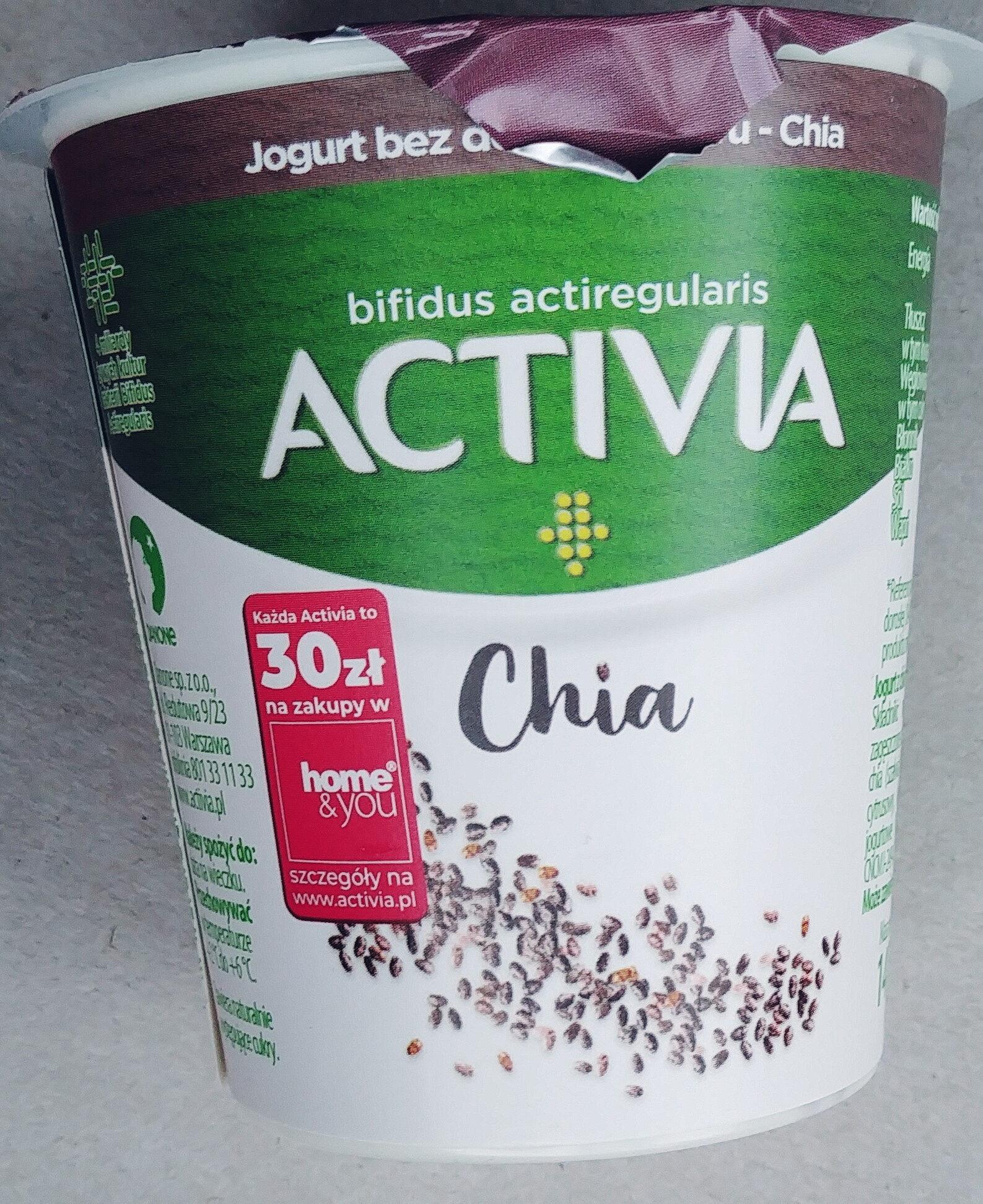 Jogurt Chia - Product - pl