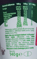 Jogurt Chia - Ingredients - pl