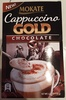 Cappuccino Gold Chocolate flavour - Product