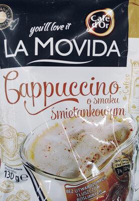 Rozpuszczalny napój kawowy o smaku śmietankowym - Produkt