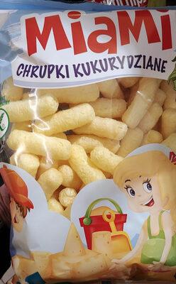 Chrupki kukurydziane - Produkt - pl