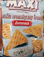 Prażynki o smaku aromatyczny fromage - Produkt - pl