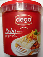 Ryba po grecku - Produkt