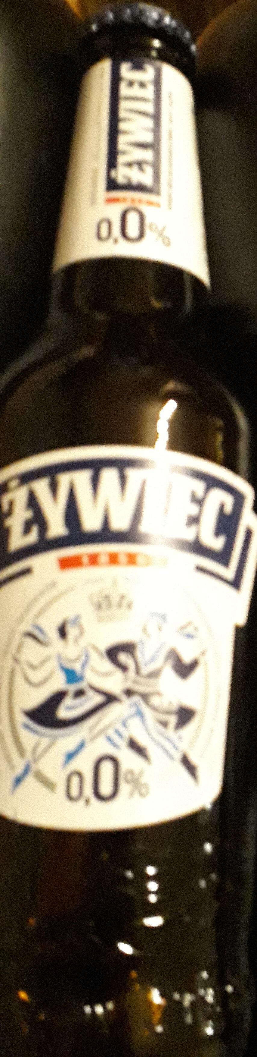 piwo bezalkoholowe żywiec 0,0 % - Produkt - pl