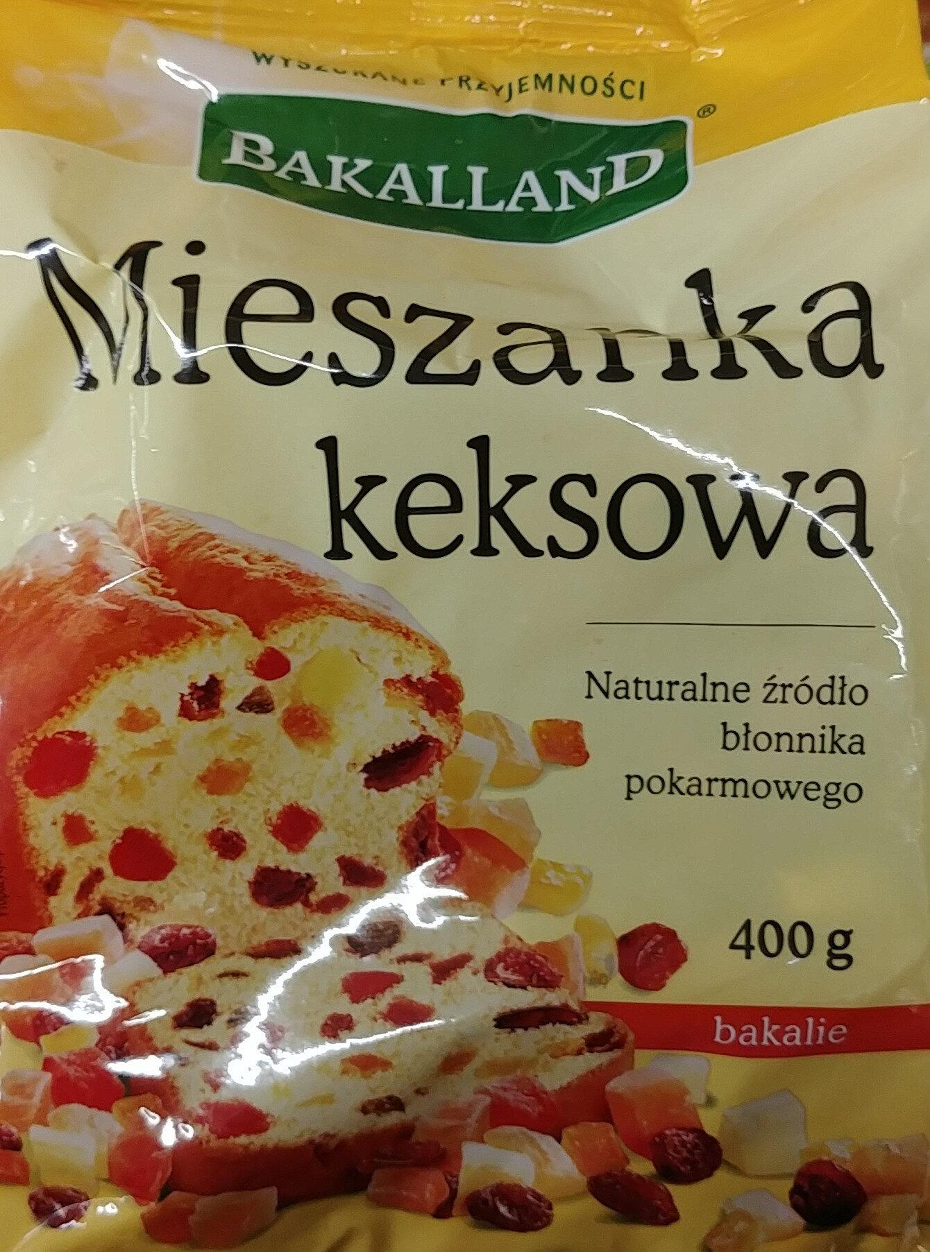 Mieszanka suszonych i kandyzowanych owoców - Product - pl