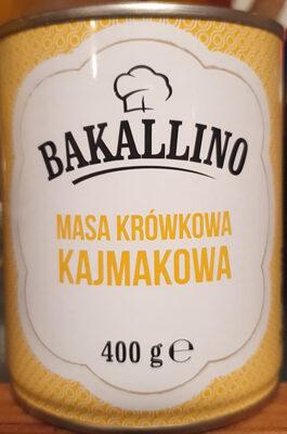 Masa krówkowa, Kajmak - Product - pl