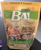 Cereales muesli fruit - Produkt - pl