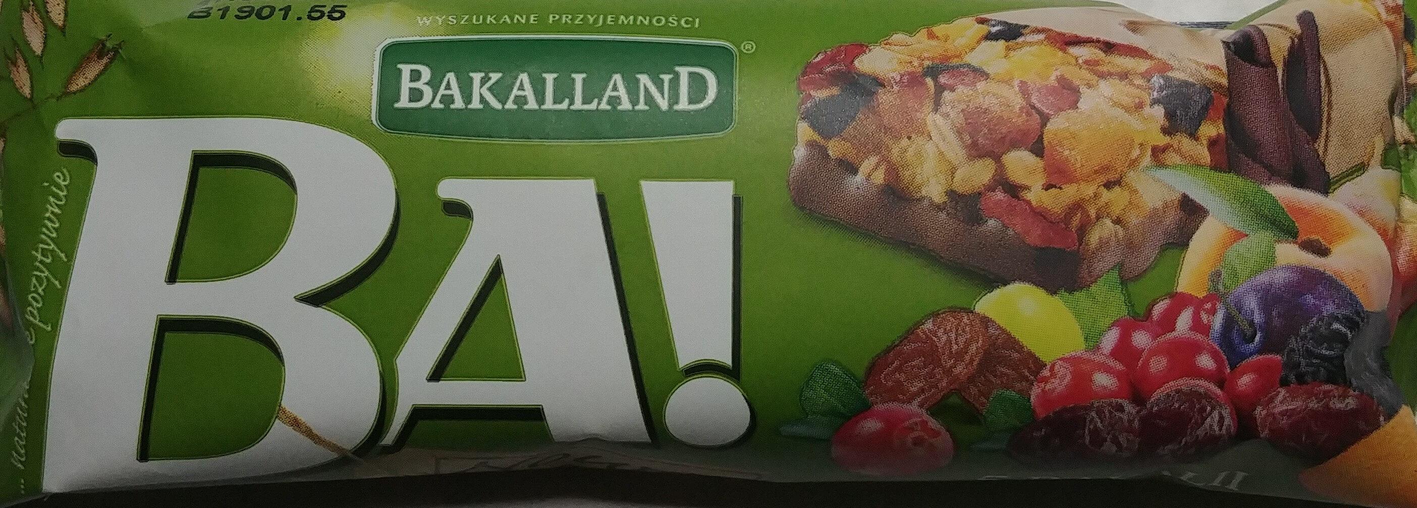 Ba! 5 Bakalii - Product - pl