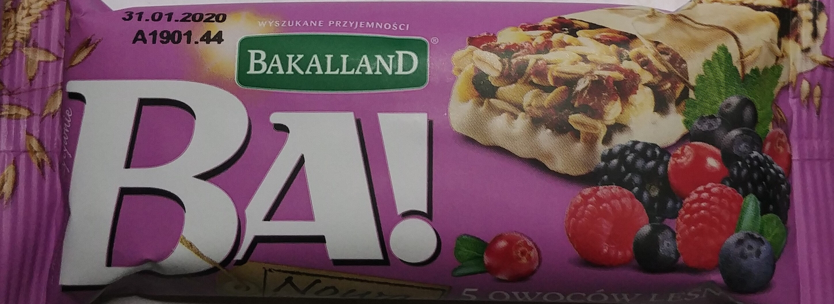 Ba! 5 owoców leśnych - Produkt - pl