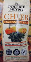 Mieszanka do wypieku chleba pszenno-żytniego. Chleb pszenno-żytni z pestkami dyni. - Produkt - pl