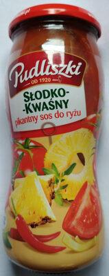 Sos słodko-kwaśny pikantny - Produkt