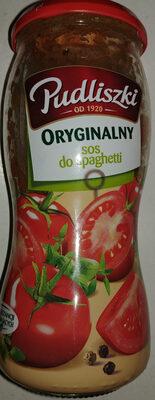 Sos do spaghetti oryginalny - Produkt - pl