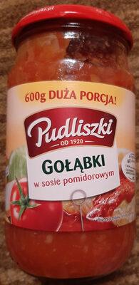 Gołąbki w sosie pomidorowym - Product - pl
