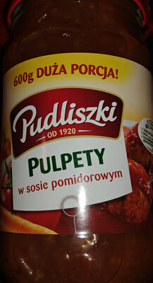 Pulpety w sosie pomidorowym - Produit