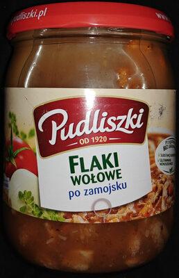 Flaki wołowe po Zamojsku - Produkt - pl