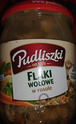 Flaki wołowe w rosole - Produkt - pl