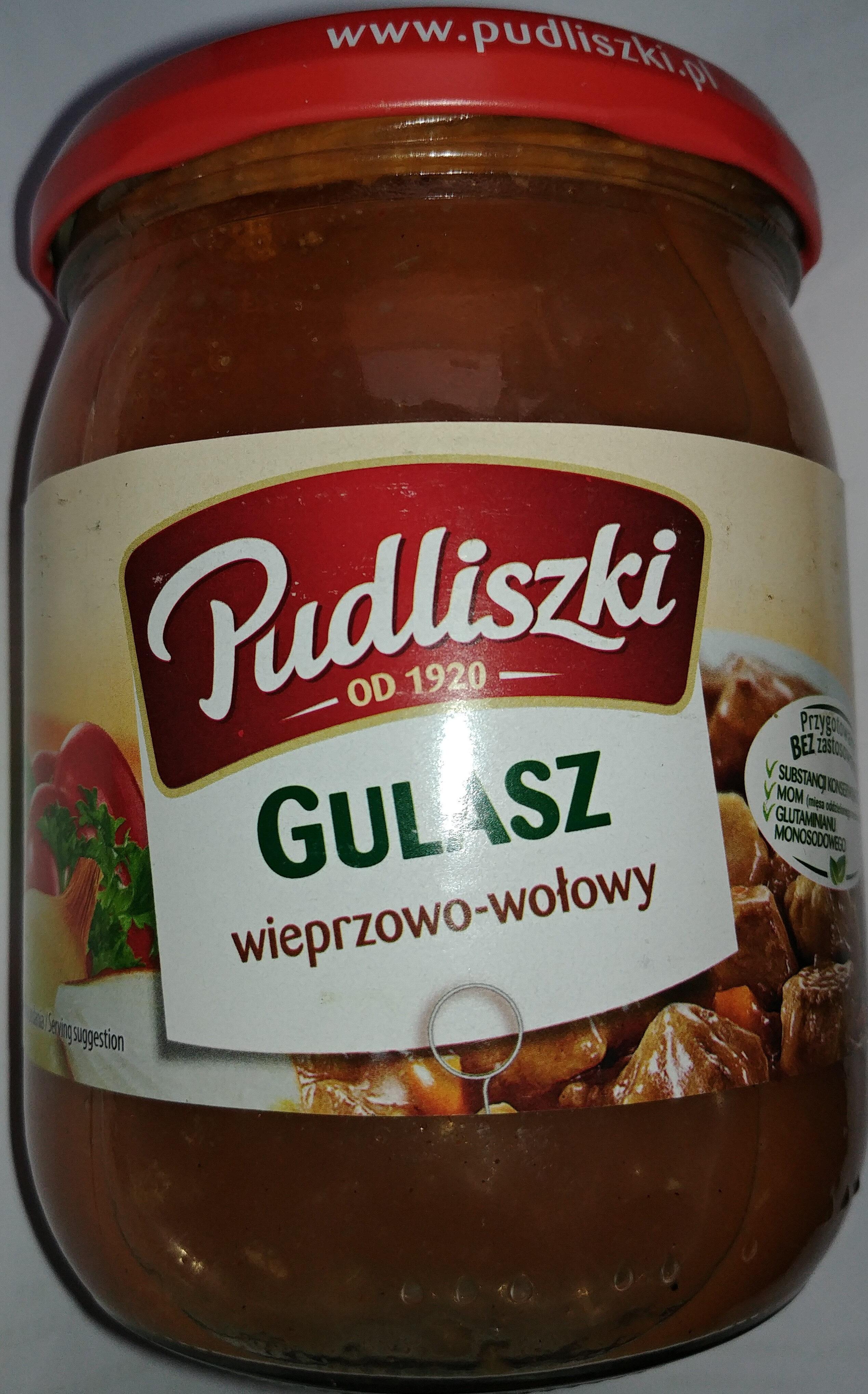 Gulasz wieprzowo-wołowy - Produkt - pl