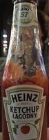 Ketchup łagodny - Produit - fr
