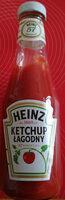 Ketchup łagodny - Produkt