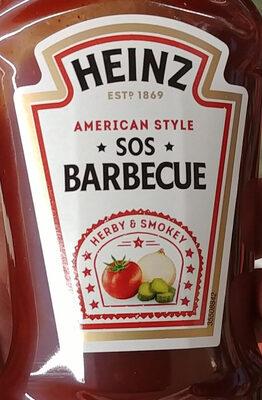 Sos Barbecue. Sos do grilla z cebulą i papryką - Product - pl