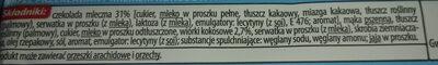 Estella Kokosowa - Składniki - pl