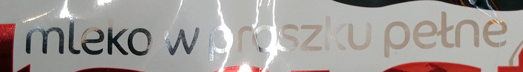 Mleko w proszku pełne - Składniki