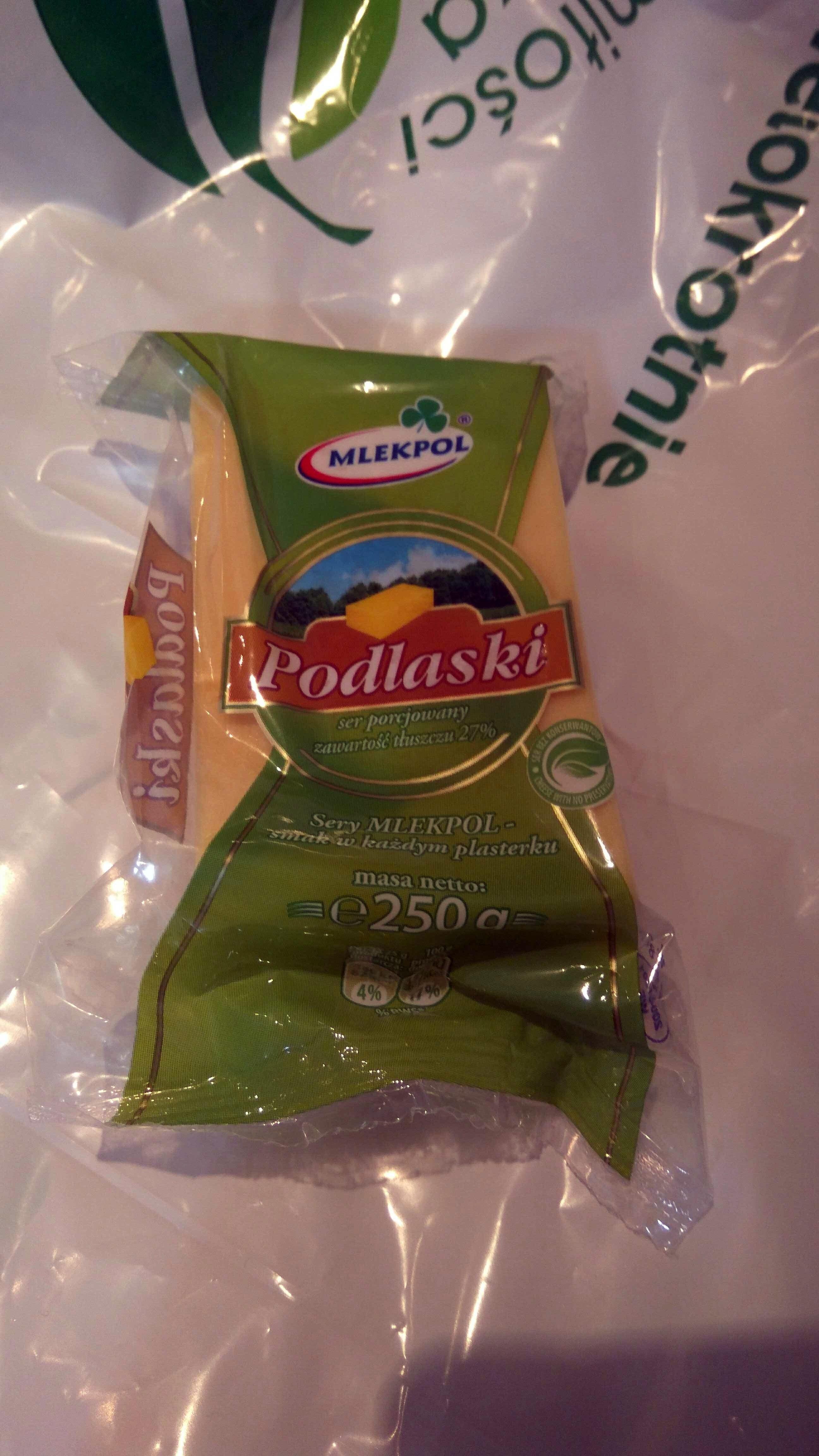 Ser Podlaski - Product