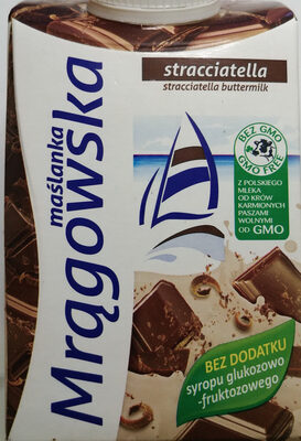 Maślanka stracciatella - Product - pl