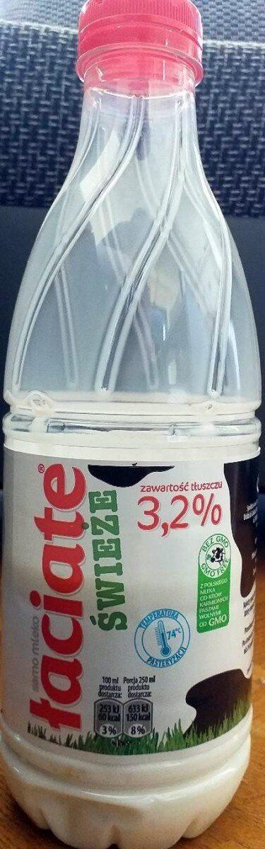 Świeże mleko - Product - pl
