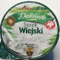Serek ziarnisty ze śmietanką; Serek wiejski - Produkt - pl