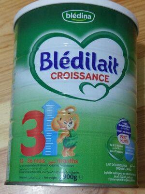 Blédilait CROISSANCE - Produit - fr