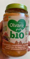 Olvarit Bio - Produit - fr