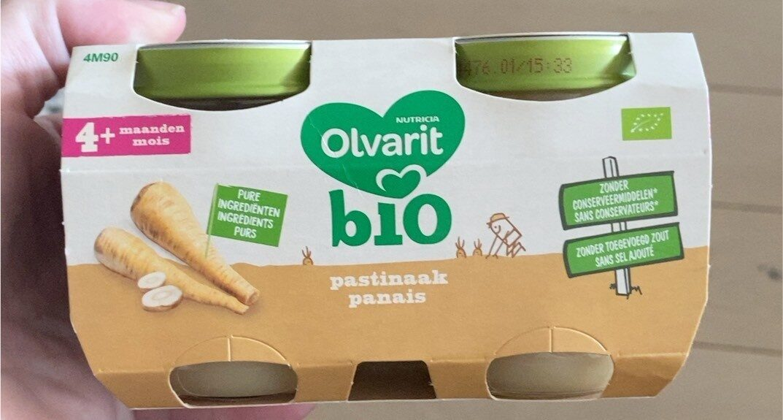 Panade de panais bio - Produit - fr