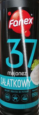 Majonez sałatkowy - Produkt - pl