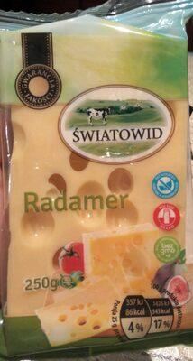 Radamer ser dojrzewający - Produkt