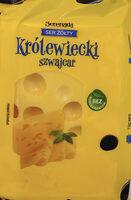 Ser żółty królewiecki szwajcar - Produkt - pl
