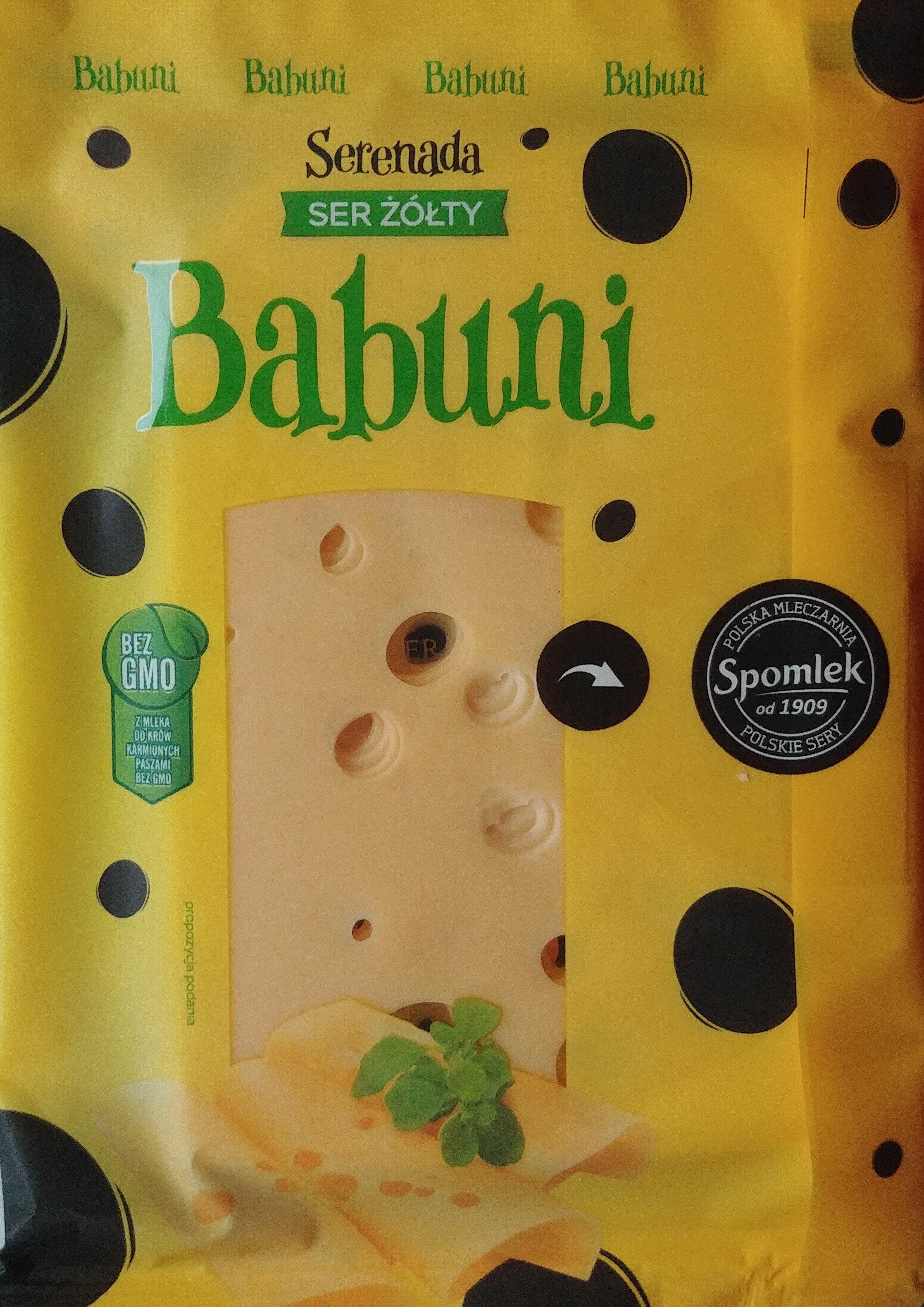 Ser żółty Serenada - Produkt - pl