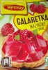 galaretka malinowa - Product