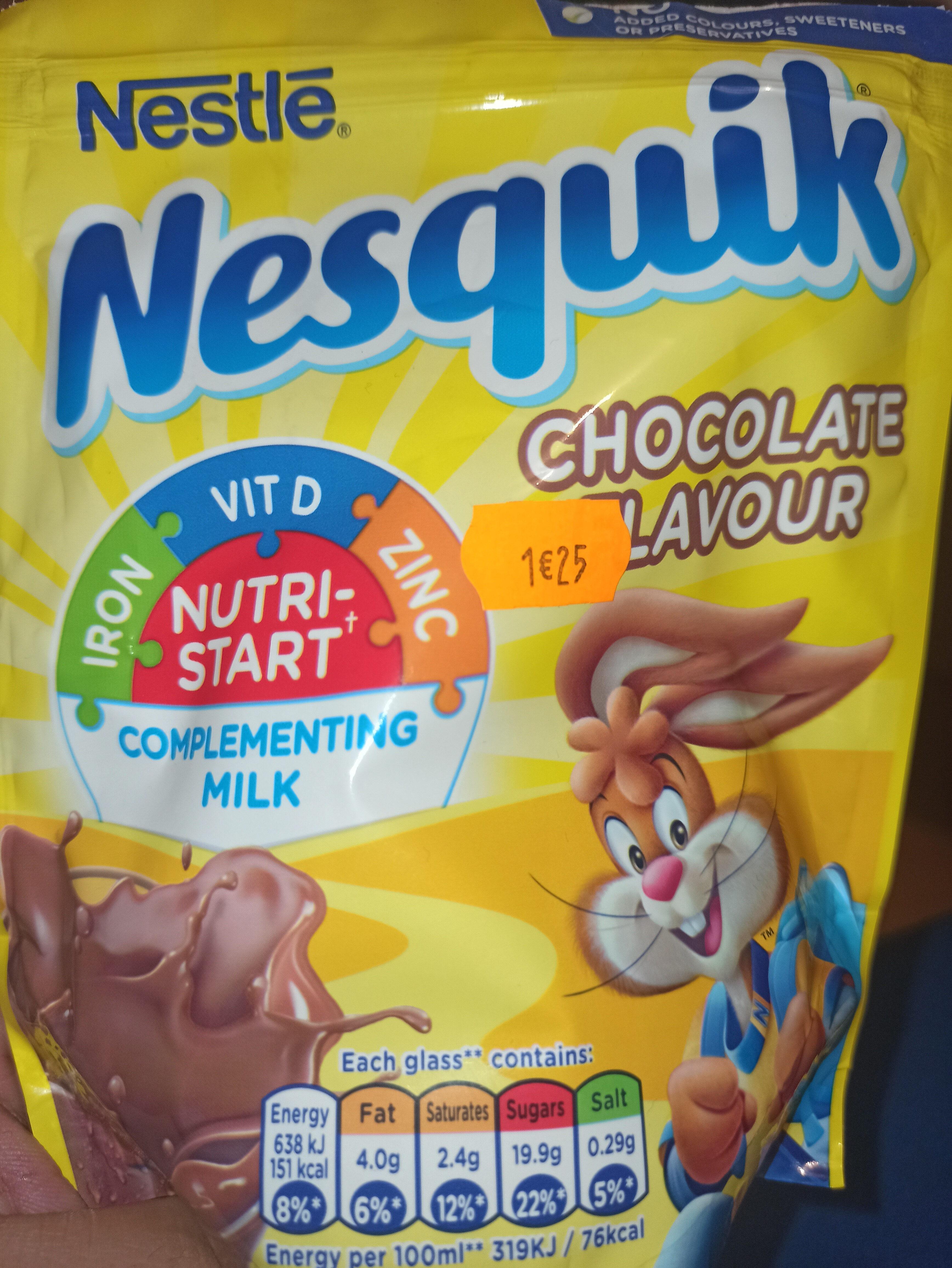 Rozpuszczalny napój kakaowy z dodatkiem witamin i stadników mineralnych. - Produit - pl