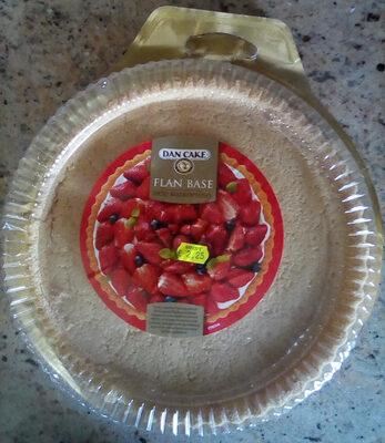 DAN CAKE FLAN BASE - Προϊόν