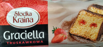 Graciella truskawkowa - Produkt - pl