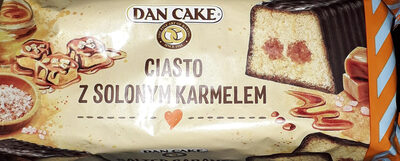 ciasto z solonym karmelem - Produkt