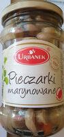 Pieczarki marynowane - Product - pl
